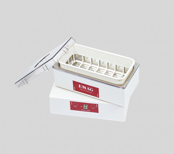 emmi®-05P Ultraschallreinigungsgerät