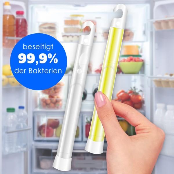 Knick`n`clean-Stäbchen für die Kühlschrankdesinfektion