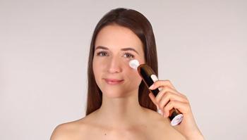 Ultraschall Gesicht Anwendung