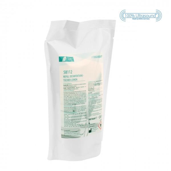 Desinfektionstücher - Nachfüllpackung