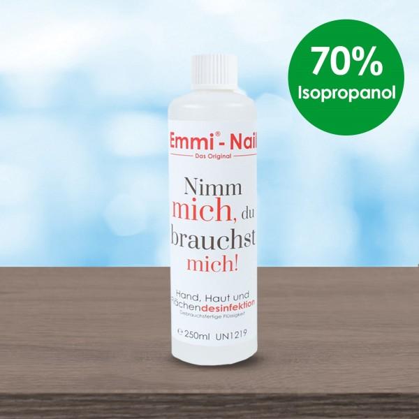 Emmi®-Nail Hand und Flächendesinfektionsmittel - 250ml