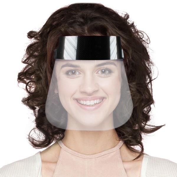 Gesichtsschutz *carbon*